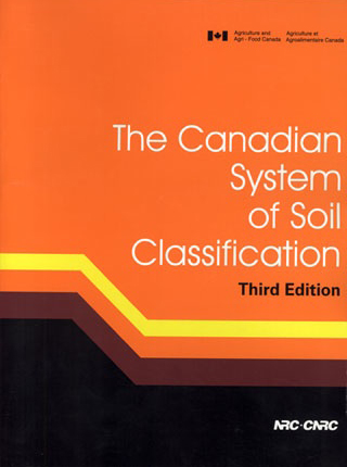 Canadian System of Soil Classification Manual